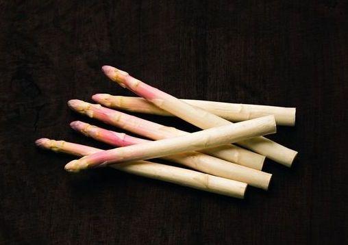 'Asperges du Blayais' asparagus