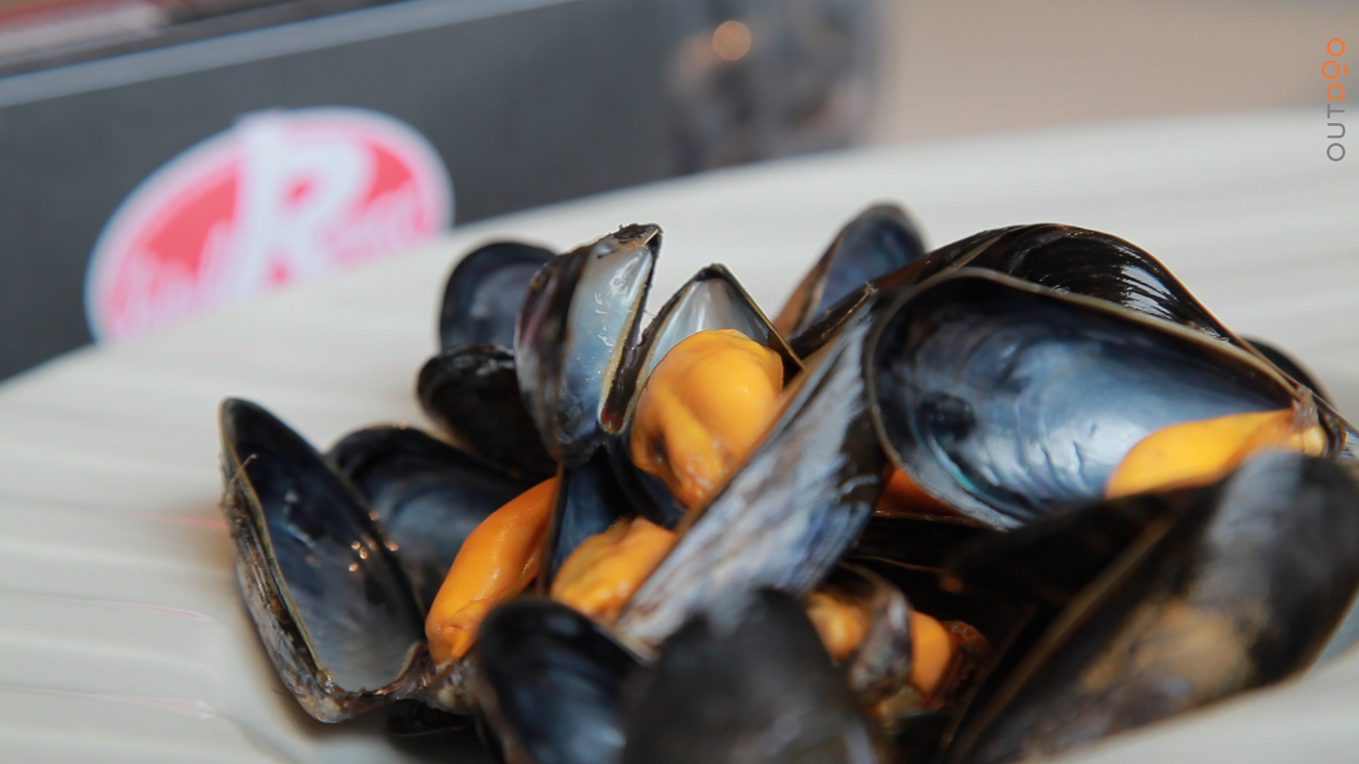 Long-line mussels