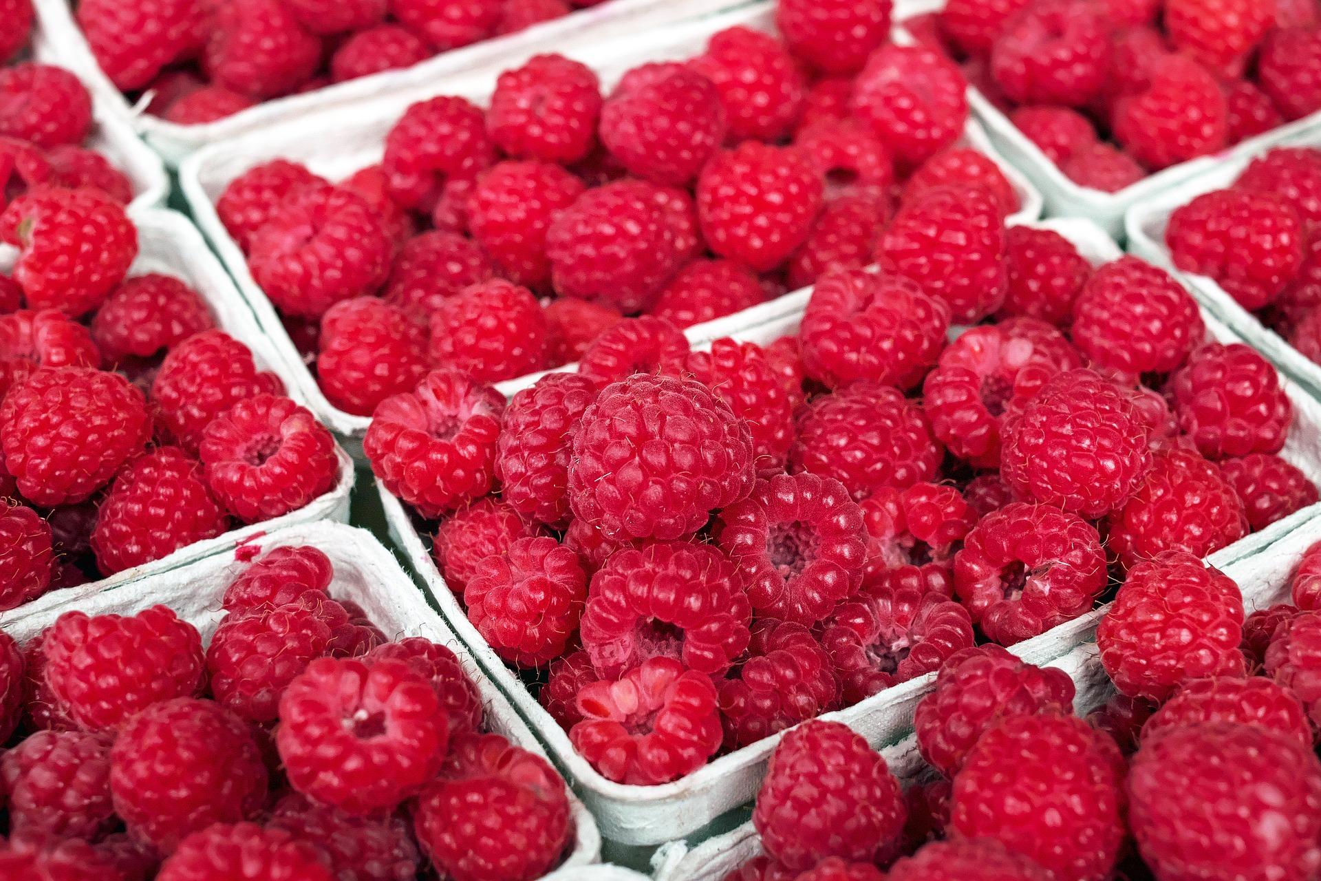 Concèze raspberry