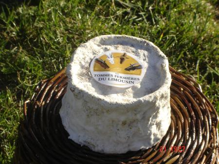 Limousin farm-produced Tomme