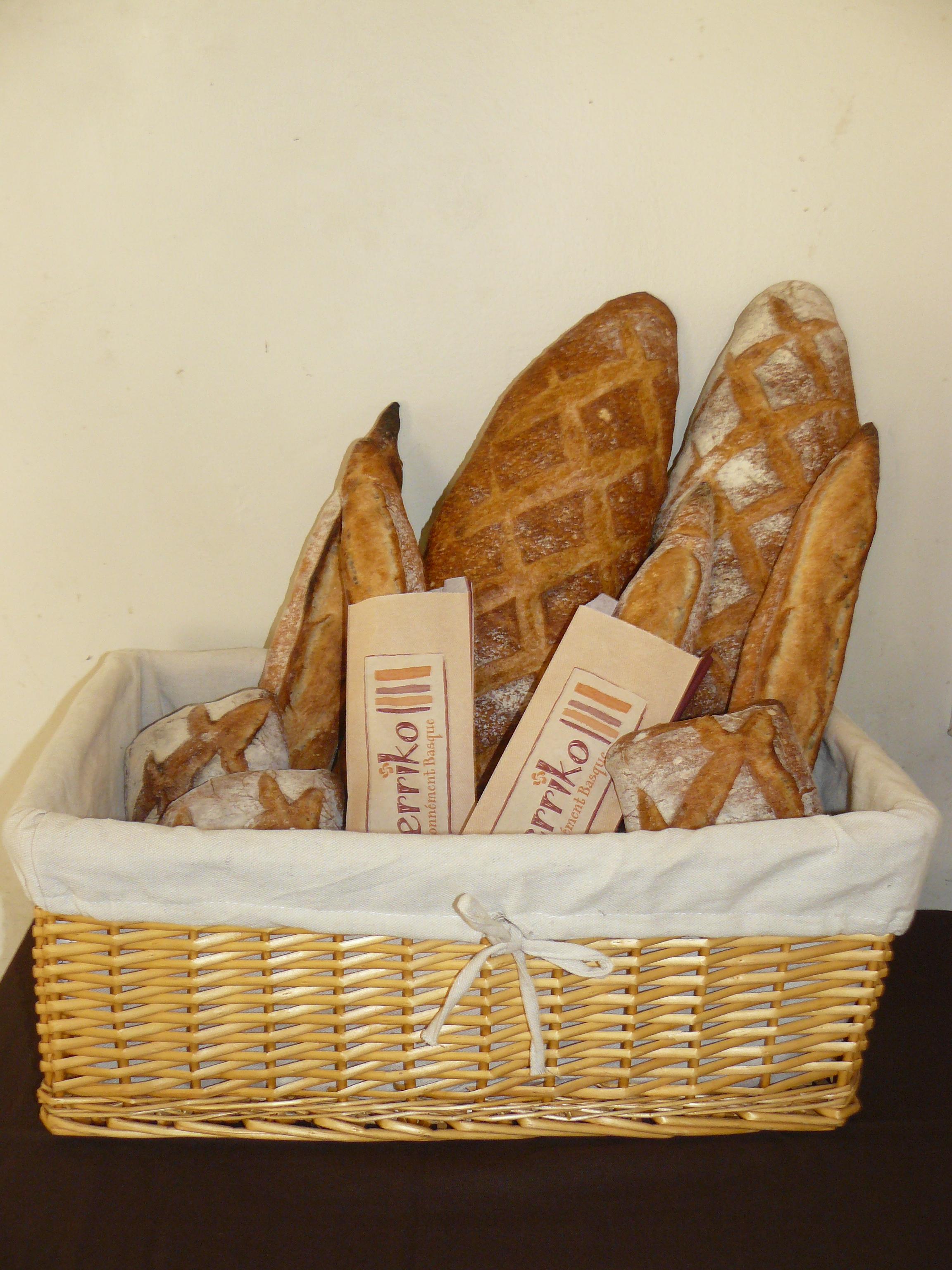 Herriko Bread