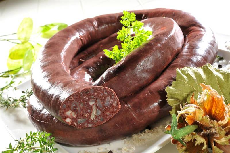Chestnut Blood Sausage