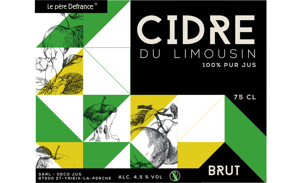 Cider from Limousin