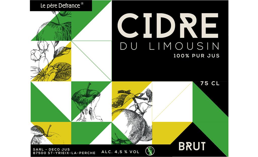 Cidre du Limousin