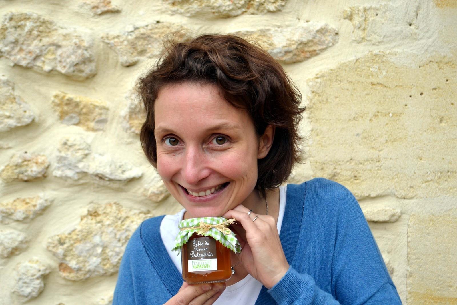 jeanne girardot - blogueuse - AANA
