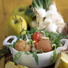 Keftas d'agneau de Pauillac, pommes Limousin AOP
