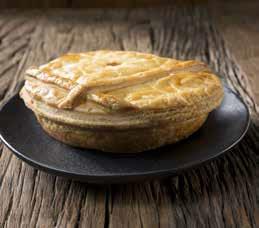 Limousin Pie