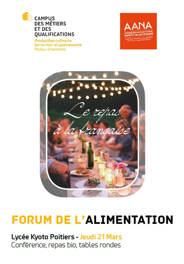 forum de l'alimentation - AANA