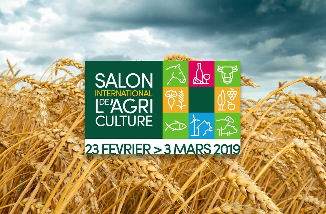 Salon International de l'Agriculture 2019 - AANA