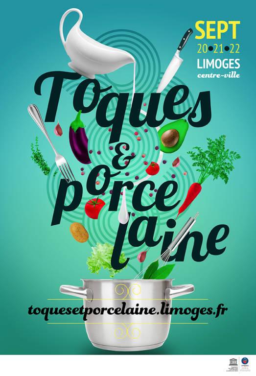 TOQUES&PORCELAINE