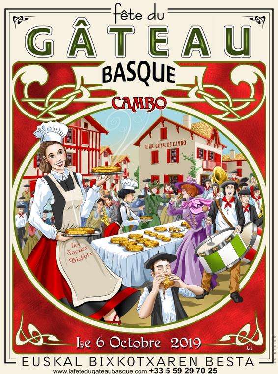 Fete du Gateau Basque