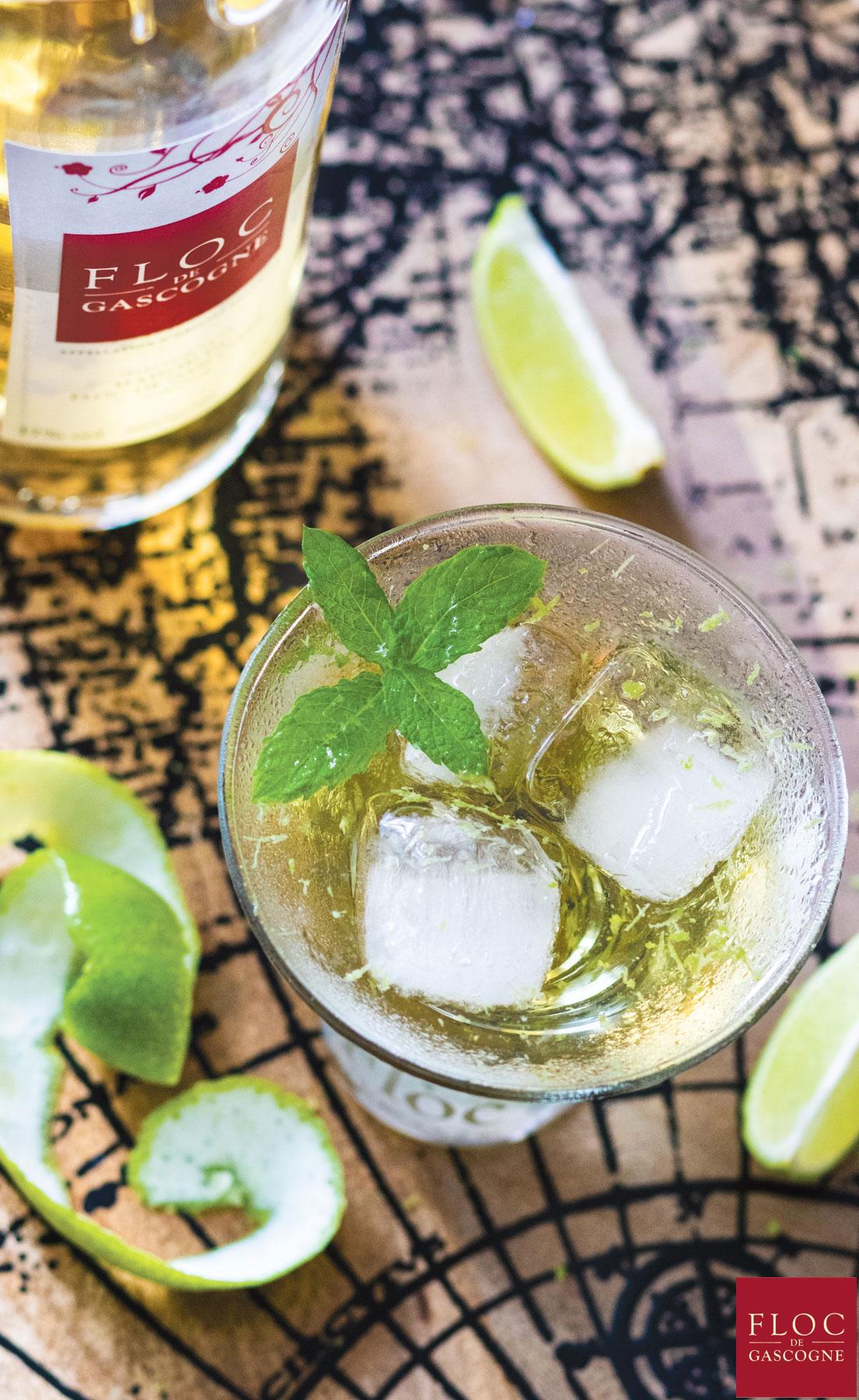 Cocktail Floc-Thaï