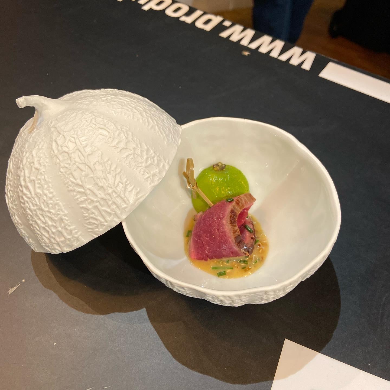 Tataki de bœuf Limousin